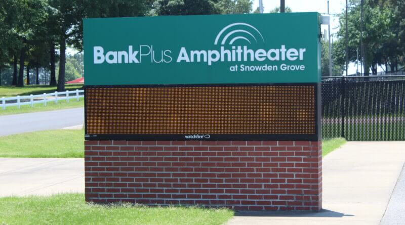 Local management named for BankPlus Amphitheater