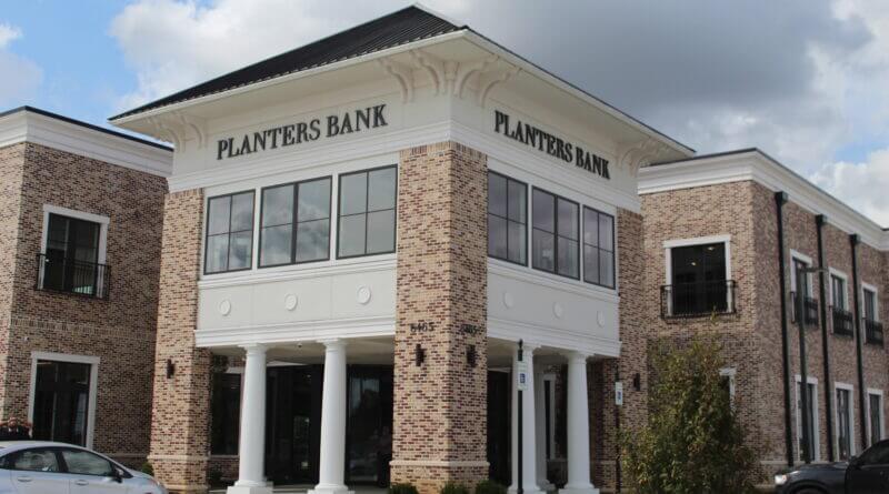 Planters Bank opens in Silo Square